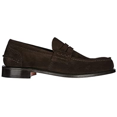6d68417a705 Church s Men Pembrey Moccasins Brown  Amazon.co.uk  Shoes   Bags
