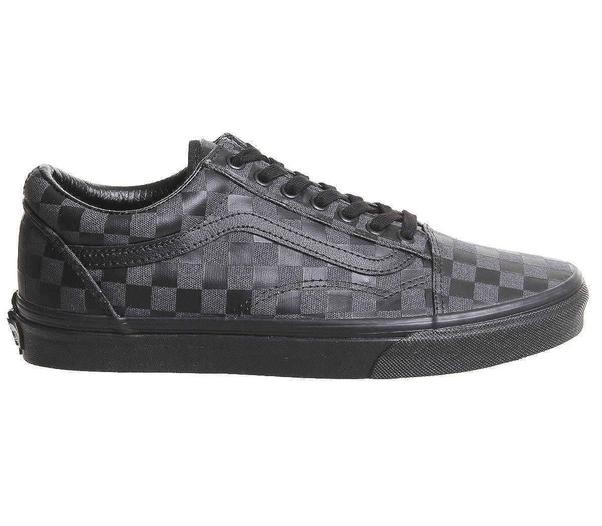 Acquista Vans Scarpe Uomo Sneaker Old Skool Classic in Pelle Nera VN0A38G1U5B miglior prezzo offerta