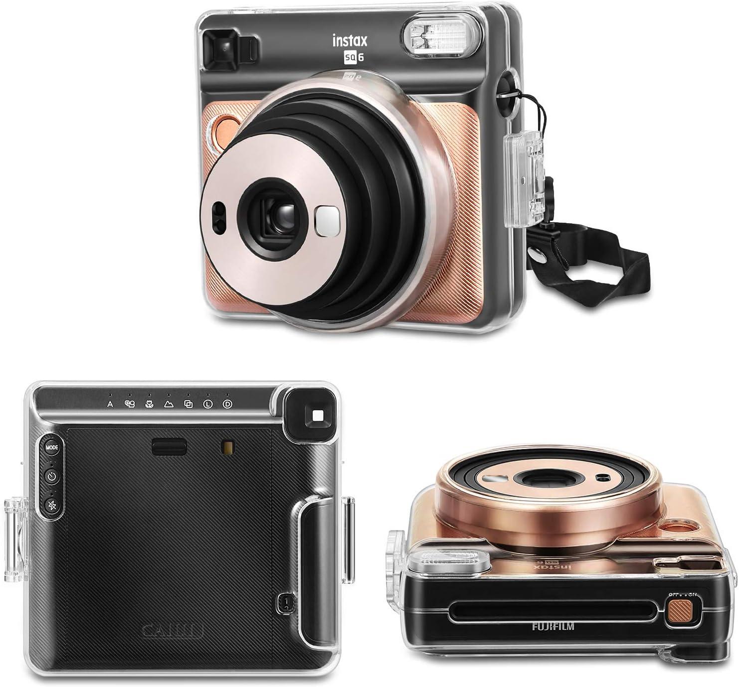 Fintie Funda para Fujifilm Instax Square SQ6 Cámara Analógica ...