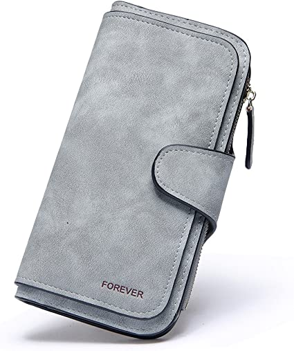 Herren Faux Leder ID credit Card holder Clutch Bifold Coin Purse Brieftasche!