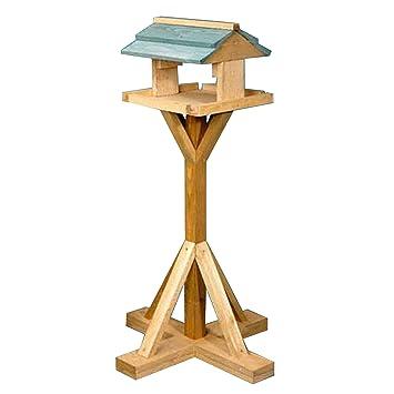 Shillings Casetta In Legno Con Base Per Uccellini Taglia Unica
