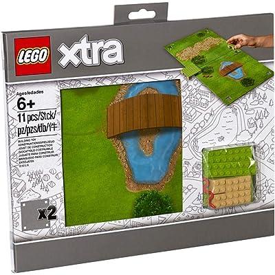 LEGO Park Playmat (Xtra): Toys & Games