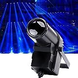 U'King LT-LED Pinspot Lamp Stage Effect Light String Spotlight LED Light LED Spotlight Track Light Sound Activity DMX512