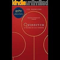 Quidditch a través de los tiempos: Harry Potter Libro de la Biblioteca Hogwarts (Un libro de la biblioteca de Hogwarts…