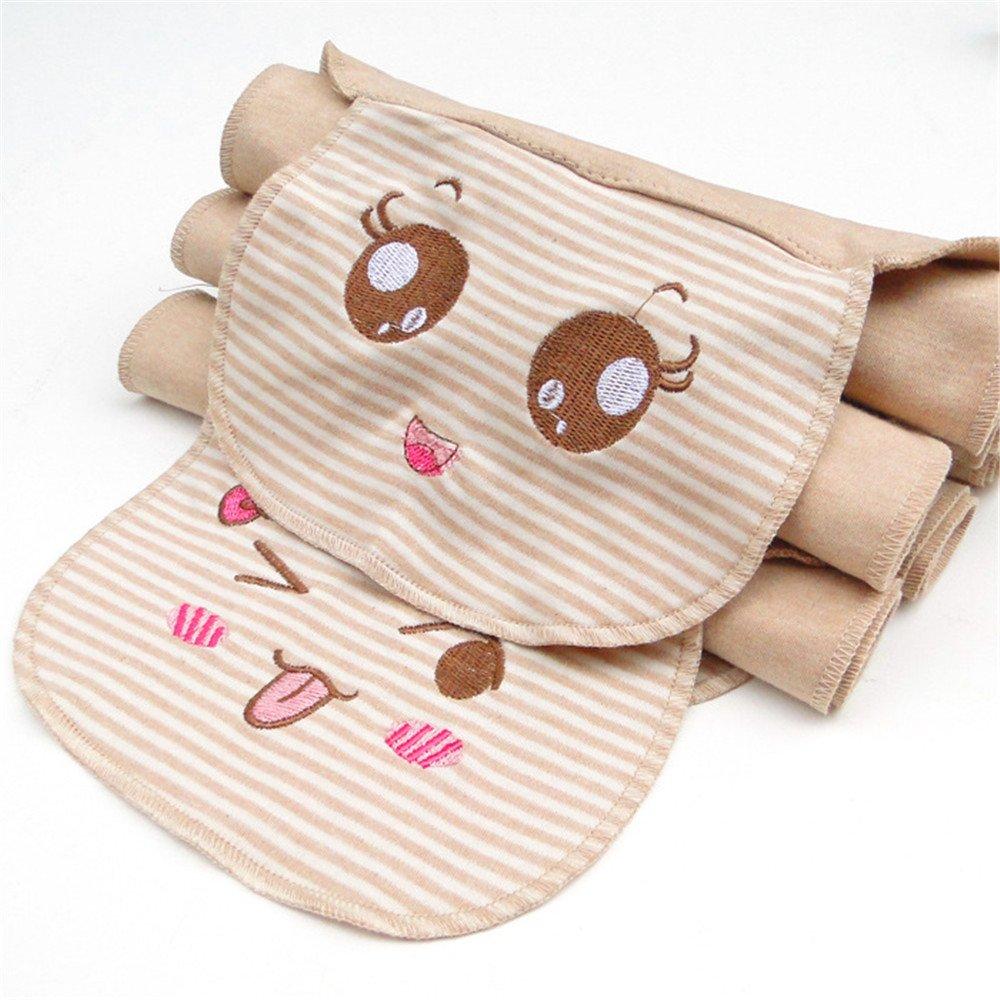 Affe 2pcs Sweet Cartoon Kid Niño Toalla Toalla de bebé super suave algodón Natural limpiador ZGJ