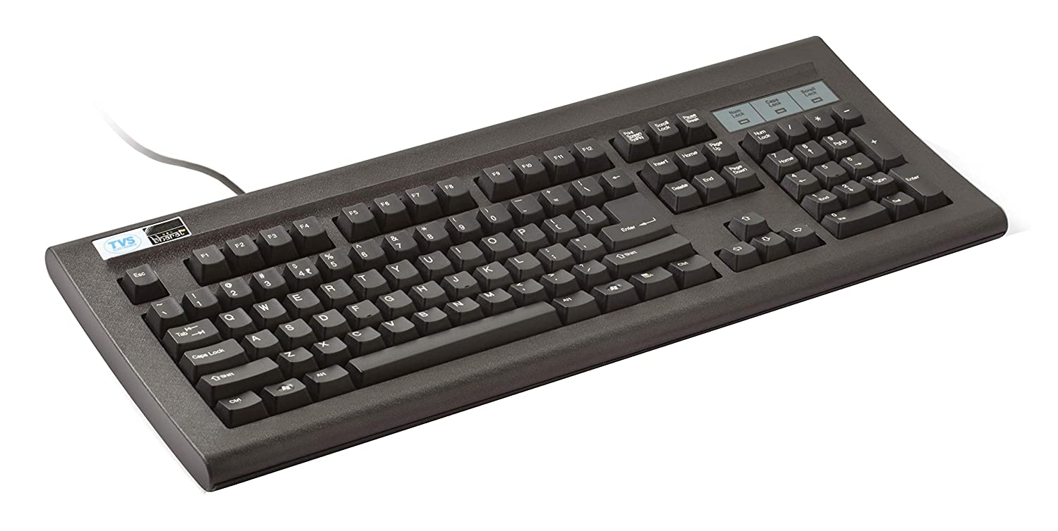 TVS Gold Best typing practice keyboard