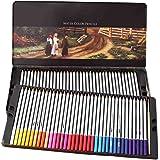 Tomkity 72Lápices de Colores Acuarelables Lápices Profesional para Arte Dibujo Lapices de Dibujo