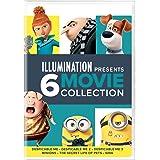 Illumination Presents: 6-Movie Collection (Despicable Me / Despicable Me 2 / Despicable Me 3 / Minions / The Secret Life of P