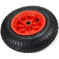 4.80/4.00-8, 400 mm Schubkarrenräder Schubkarre rueda carretilla ruedas