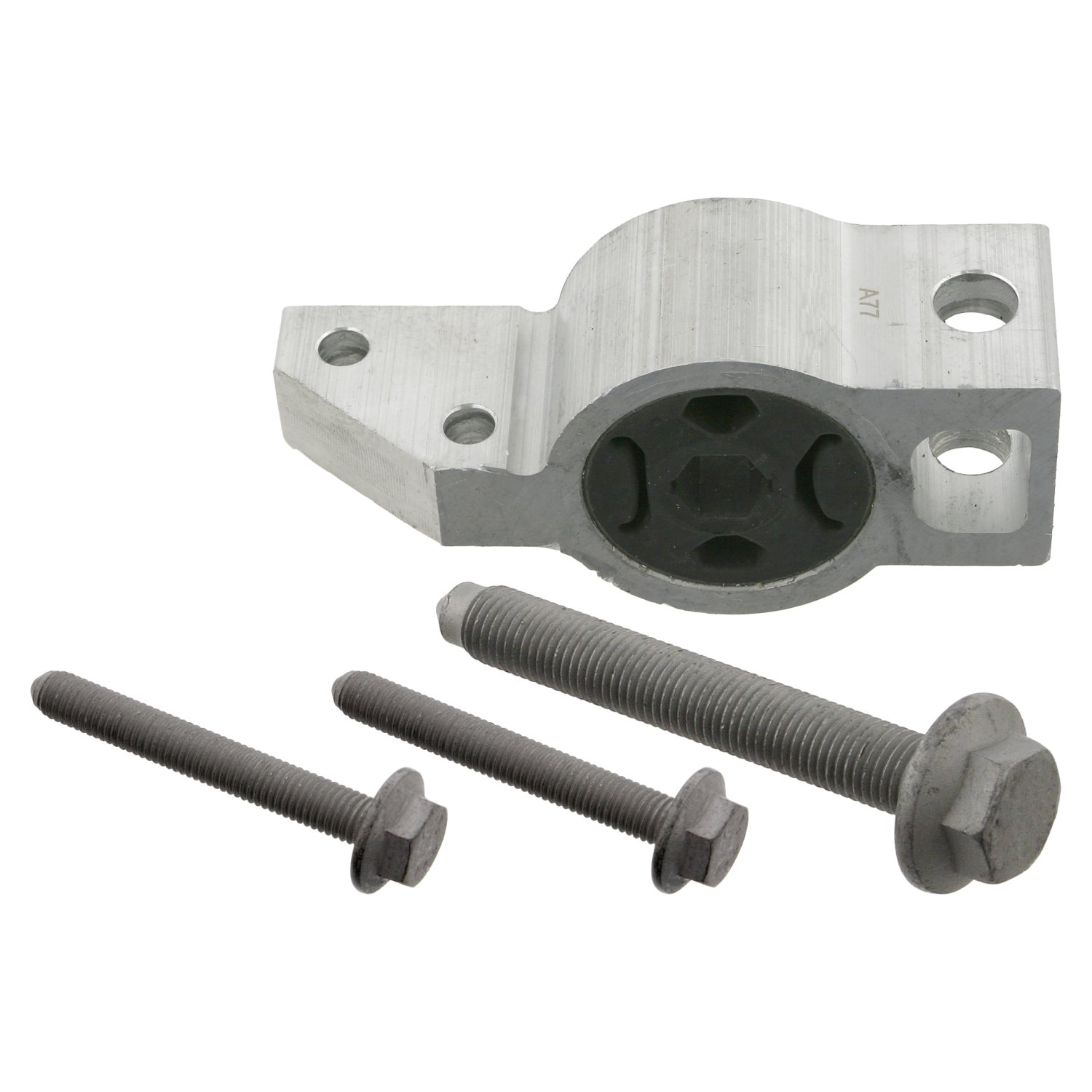 febi bilstein 32541 control arm bush with bracket and screws (front axle right, rear) - Pack of 1