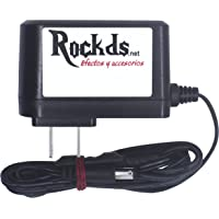 Rockds eliminador para teclados AD95100 de 9.5v 1A