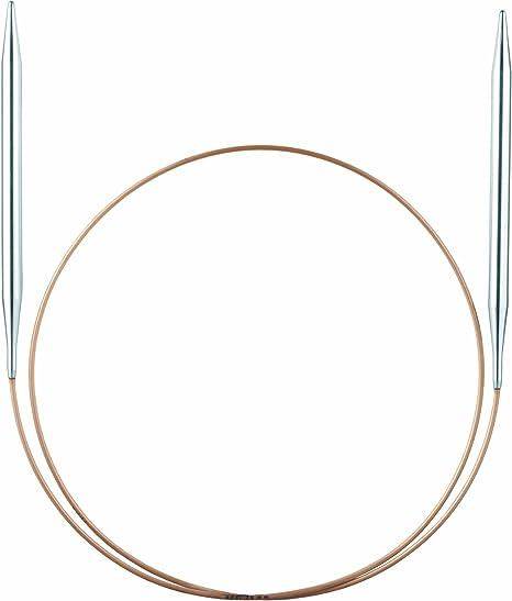 """SKACEL ADDI TURBO SizeUS 13 Circular 47/""""  KNITTING NEEDLE"""