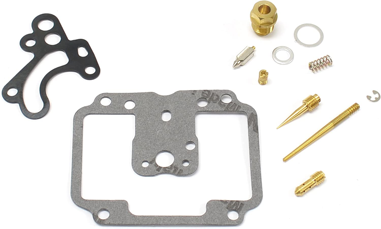 Kawasaki KZ750 Twins 76-79 Carburetor Carb Repair Rebuild Jet Seal Kit by Niche Cycle Supply
