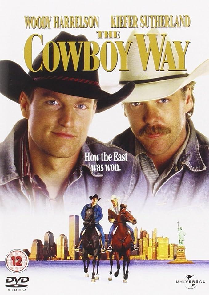 Cowboy Way [Reino Unido] [DVD]