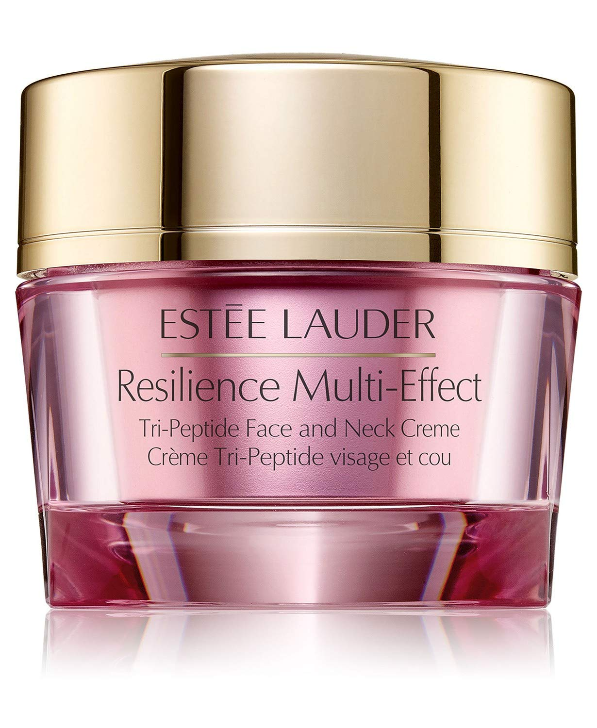 Estee Lauder Resilience Multi Effect Tri Peptide Face and Neck Creme - 1.7 Oz