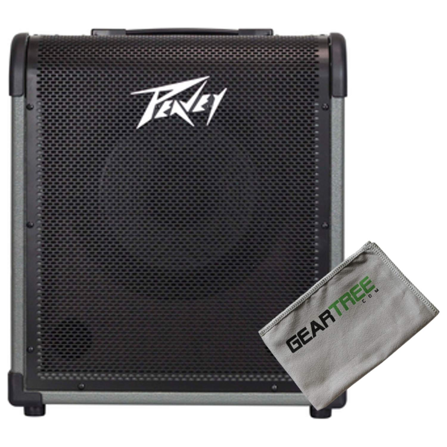 Peavey 03616810 MAX 100 Bass Combo Amp w/Polish Cloth by Peavey