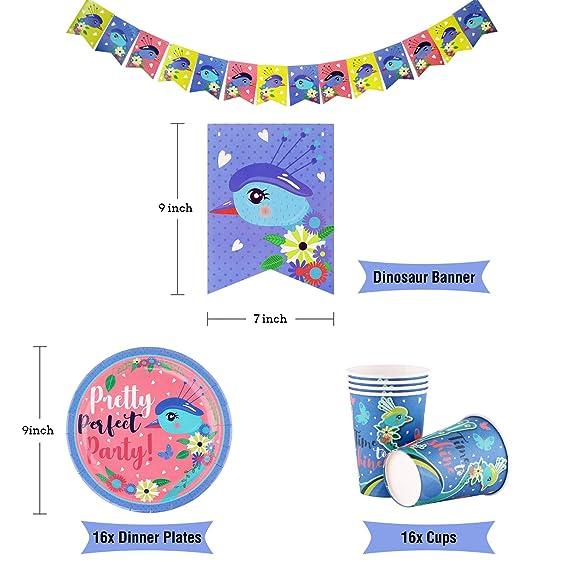 Amazon.com: 147 piezas de accesorios para fiesta de ...