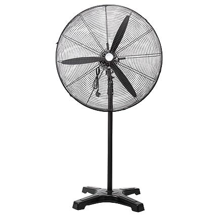 Amazon Com Iglobalbuy 30 Inch Pedestal Fan Heavy Duty High Velocity