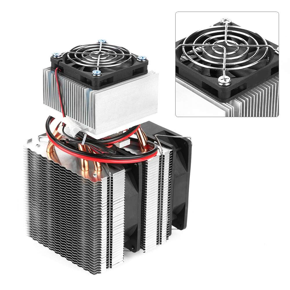 Semiconductor Refrigeration Air Cooling Device Thermoelectric Cooler Semiconductor Cooler