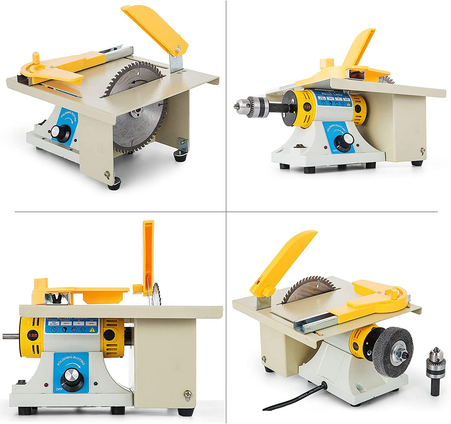 Mophorn carving machine Table Saws product image 4