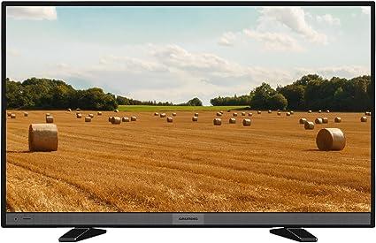 Grundig 48 VLE 5520 BG 122 cm (48 pulgadas) TV (Full HD, sintonizador triple), negro: Amazon.es: Electrónica