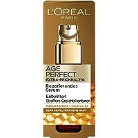 L'Oréal Paris Age Perfect Extra-rijk, anti-aging serum, ontkreuken en verstevigen, voor zeer rijpe en droge huid, met…