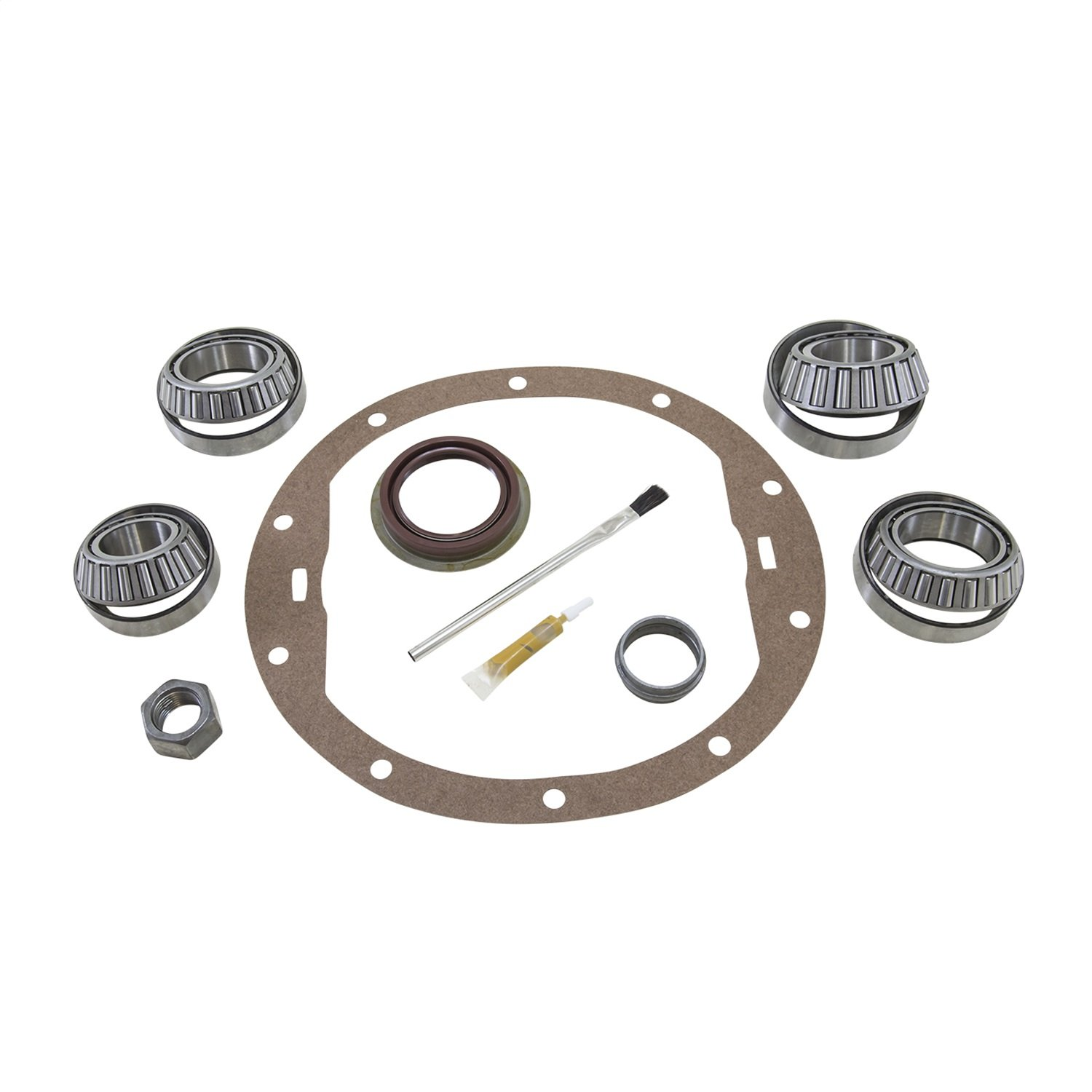 Yukon Gear & Axle (BK GM8.2) Bearing Installation Kit for GM 8.2 Differential
