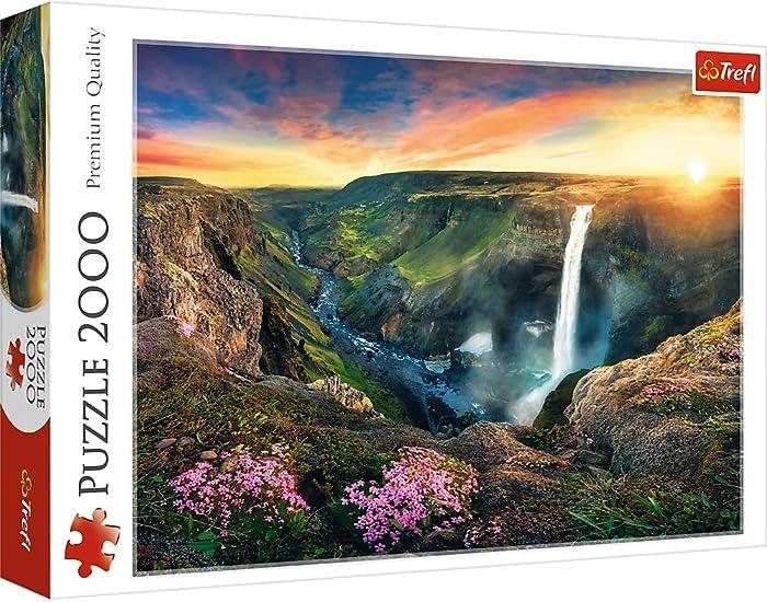 Top 10 Puzzle 2000 Nature