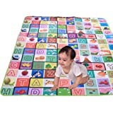Waterproof Double Side Baby Play Crawl Mat For Kids