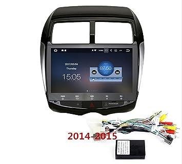 RoverOne Android 7.1 Sistema Coche GPS Player para Mitsubishi ASX para Peugeot 4008 para Citroen C4