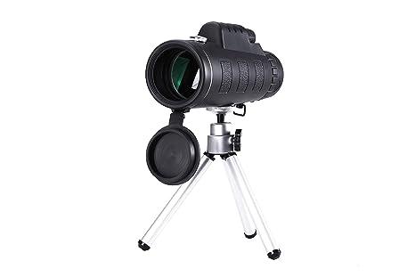 Amazon hd mini monocular telescope with tripod cell