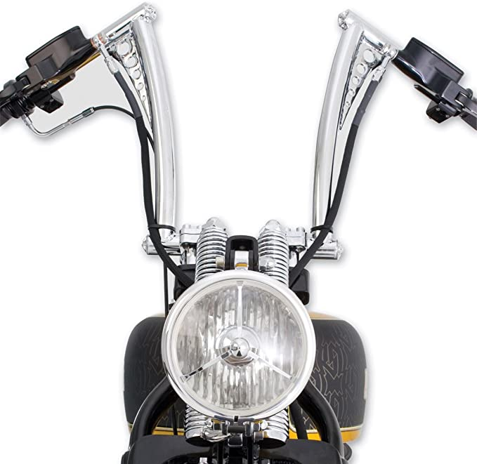 Details about  /The portagiornale ESPANDER Bike Handlebars Steel Chrome R//Wand-Vintage show original title