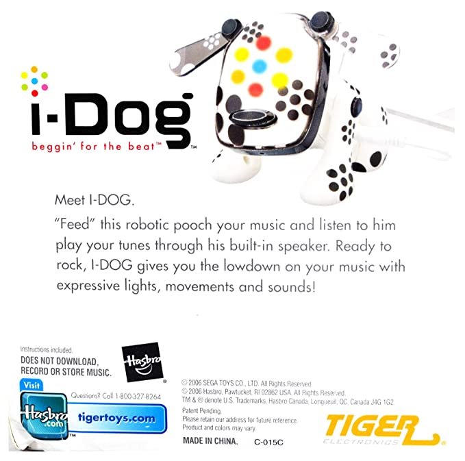 Amazon I Dog Beggin For The Beat Robotic Dalmatian Speaker