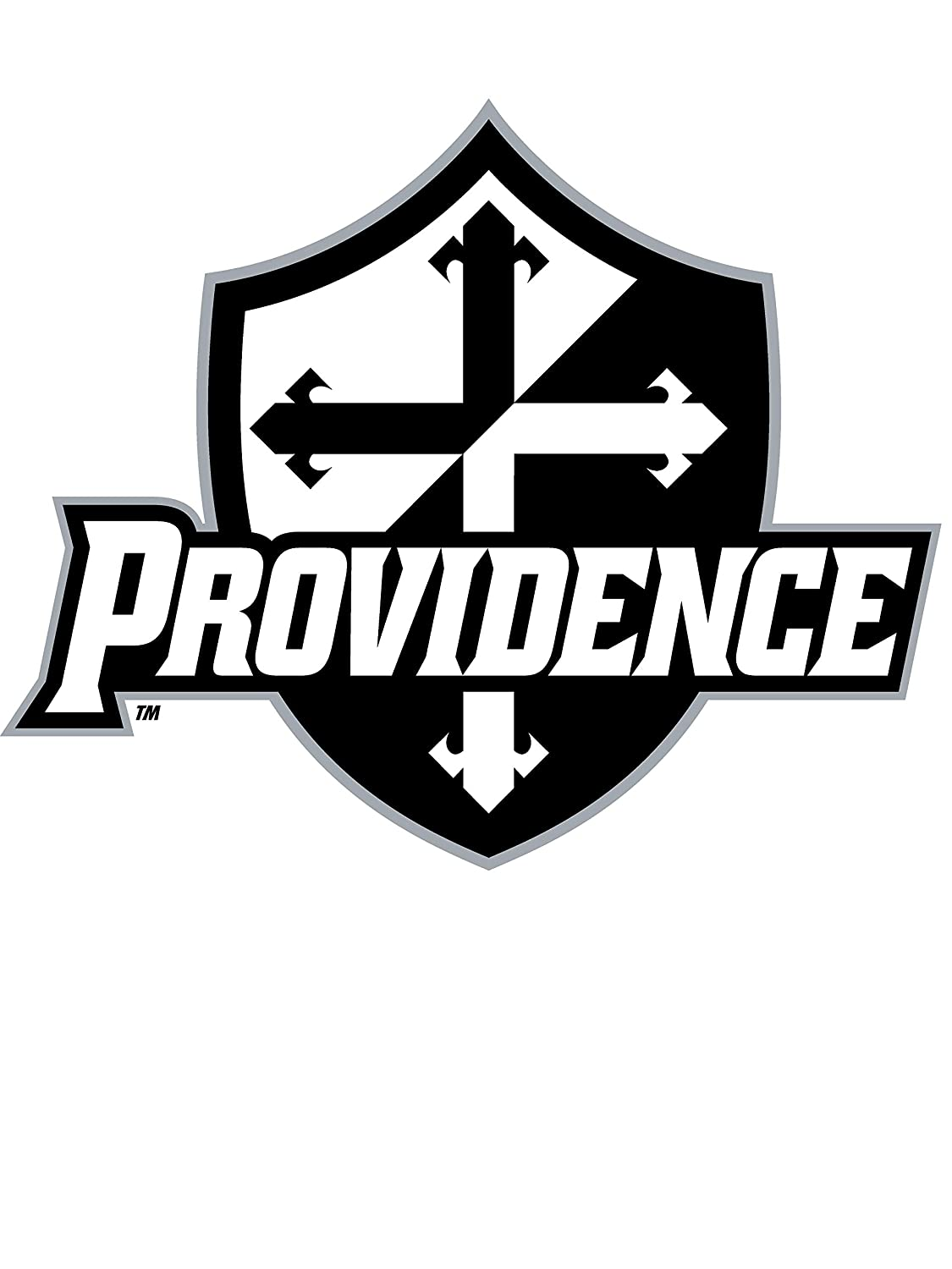 Official NCAA Providence College Black Friars PPPRO06 Mens//Womens Boyfriend Long Sleeve Tee