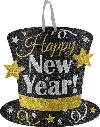 Happy New Year Hat 8