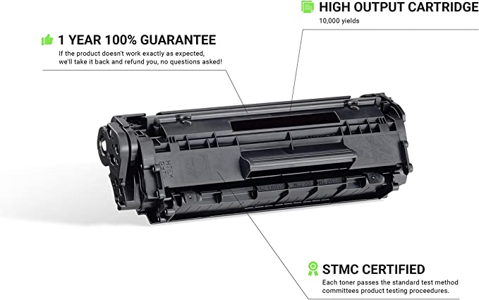 CC364A 64A 364A P4015 P4515 Toner Cartridge for HP