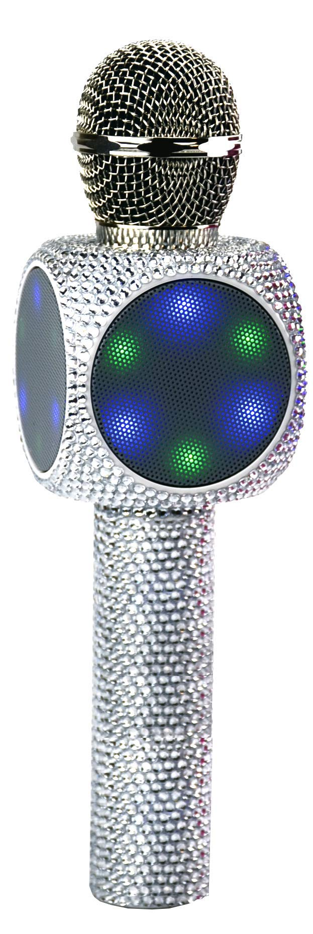Wireless Express Sing-Along Bling Bluetooth Karaoke Microphone and Bluetooth Stereo Speaker All-in-One by Wireless Express (Image #2)
