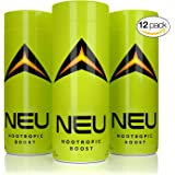STRONGEST NOOTROPIC AVAILABLE - Nootropic Energy Shots - NEU - Improve Focus, Clarity, & Motivation - BPA-Free Bottles - USA Made
