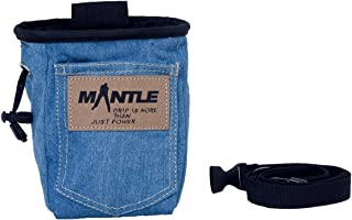 Mantle espaliers de Gymnastique Chalk Bag, One Size, 3001
