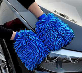 BlueCare Automotive | Best Car Wash Mitt