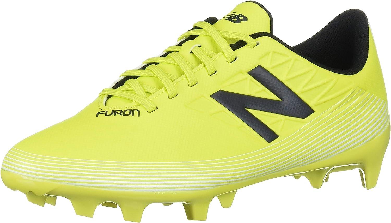 New Balance Unisex-Child Furon Dispatch Firm Ground V5 Soccer Shoe