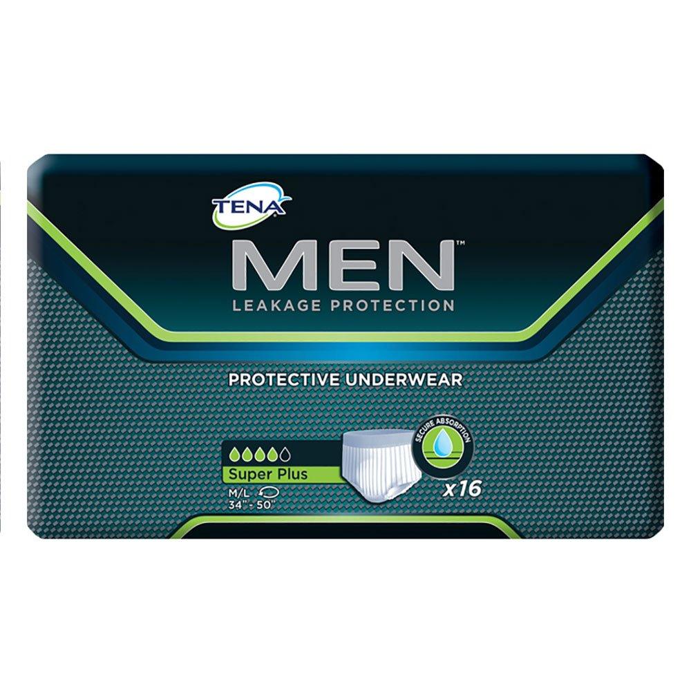 Amazon Com Tena For Men Guards Case 120 6 Bags Of 20