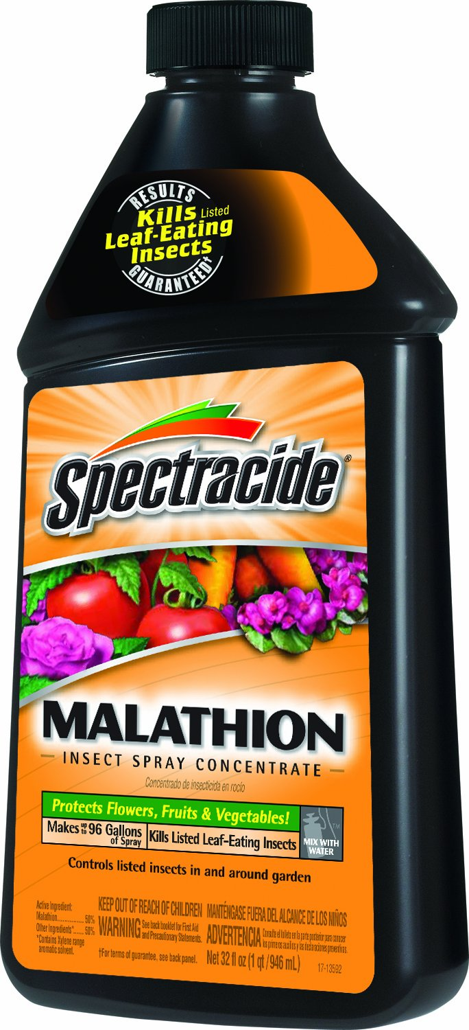 Spectracide Malathion Insect Spray Concentrate (HG-30900)