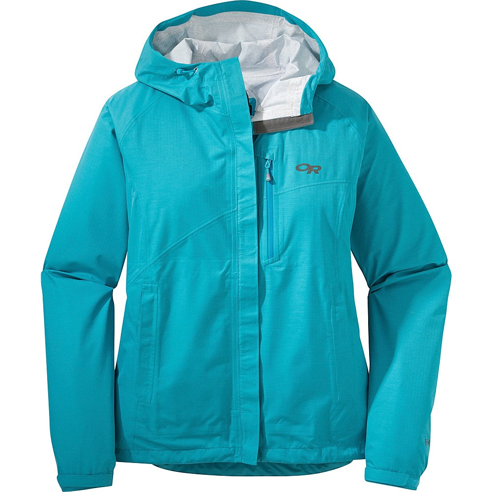 Outdoor Research Women's panorama point Jacket, Typhoon Herringbone, X-Large