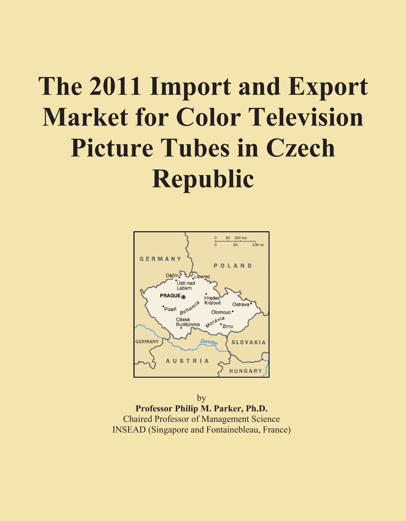 The 2011 Import and Export Market for Color Television Picture Tubes in Czech Republic pdf epub