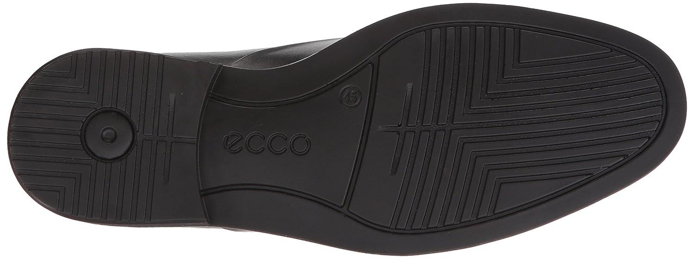 ECCO Men's Men's Men's Vitrus II Tie Oxford, schwarz Cap Toe, 41 M EU (7-7.5 US) 564799