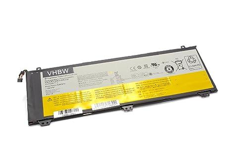 vhbw Litio polímero batería 6100mAh (7.4V) para Ordenador portátil Laptop Notebook Lenovo IdeaPad