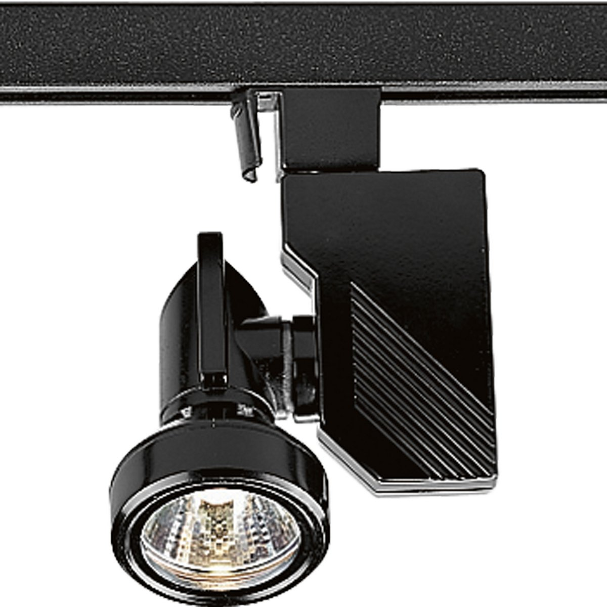 Progress Lighting P9218-31 Low Voltage Side Mounted High-Tech Complete with Transformer, Black