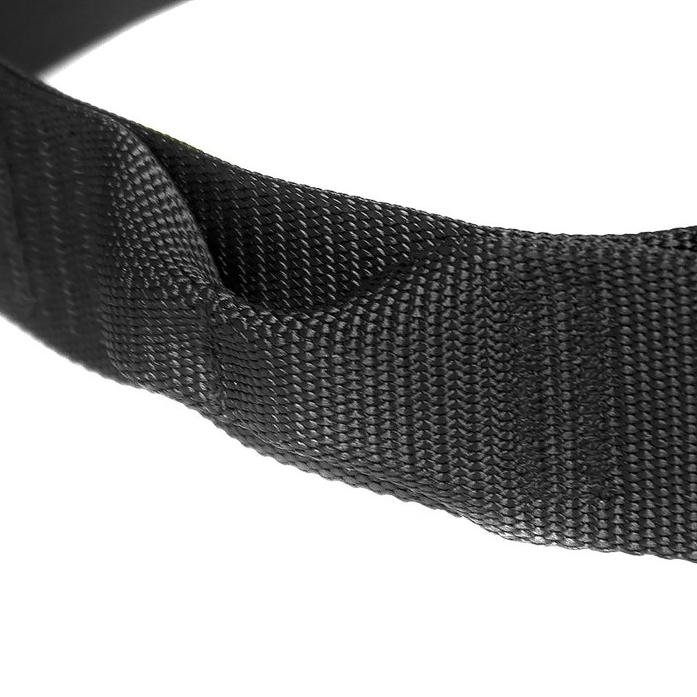 Fusion Tactical Military Police Riggers Belt Black Medium 33-38//1.75 Wide