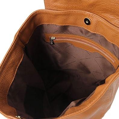 2cc2a58a92d12 Tuscany Leather 98141706 TL BAG - Lederrucksack für Damen aus weichem  Leder
